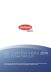 Download: Sustainability Report 2019 GRI Content Index