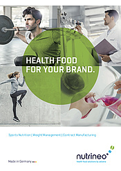 Download: nutrineo | Information brochure